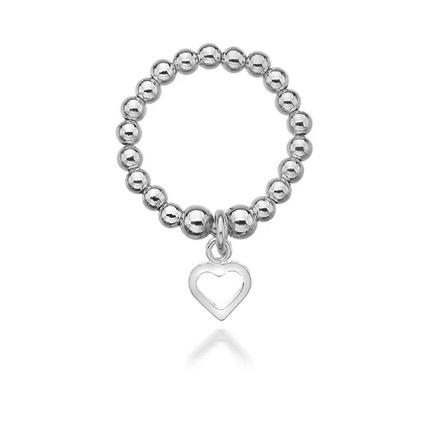 Annabelle Open Heart Ring