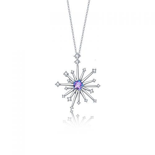 Carpe Diem Sparkler Small Necklace Choker 4