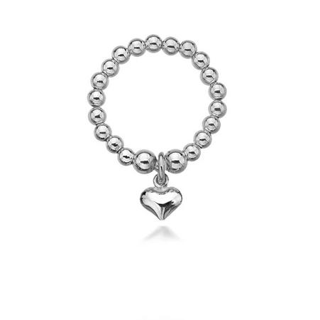 Paris Heart Ring