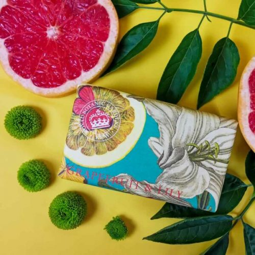 Kew Garden Soap Grapefruit and Lily