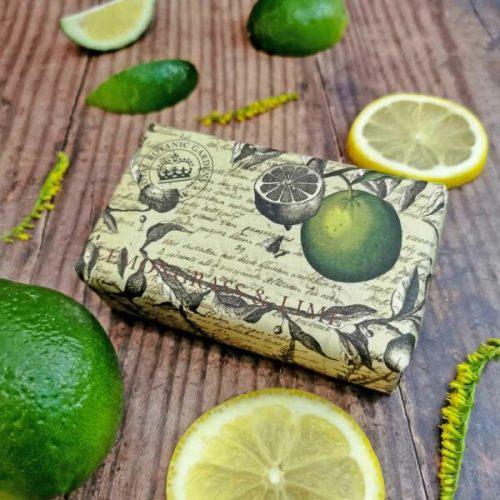 Kew Garden Soap LemonGrass and Lime