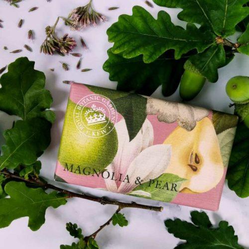 Kew Garden Soap Magnolia and Pear.
