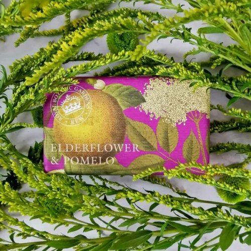 Kew Garden Soap Elderflower and Pomelo