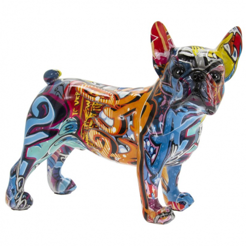 Graffiti Art - French Bulldog