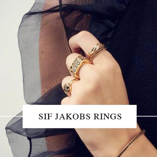 Sif Jakobs Rings