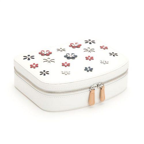 Blossom Travel Zip Jewellery Case