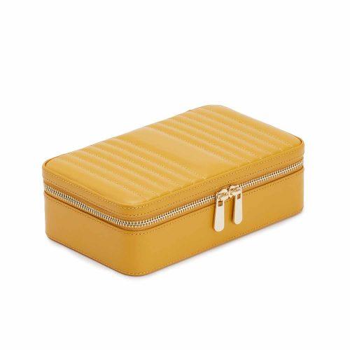 Maria Medium Zip Case Mustard