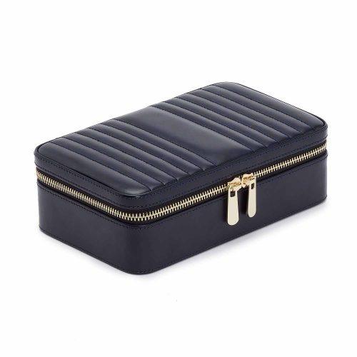 Maria Medium Zip Case Navy