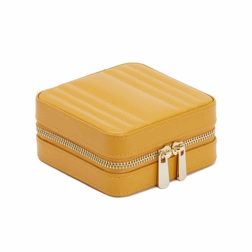 Maria Small Zip Case Mustard