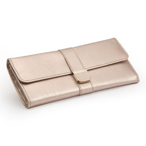 Palermo Jewellery Roll Rose Gold