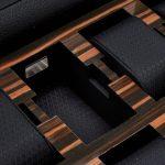 Roadster 10 Piece Watch Box w Drawer