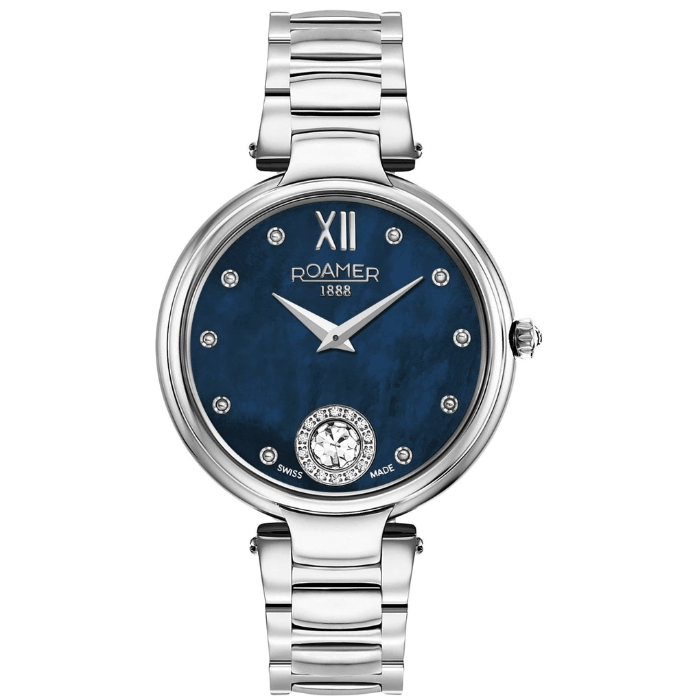 Roamer Ladies Blue Aphrodite Watch