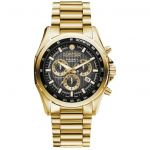 Roamer Men's Gold Rockshell Mark III Chrono Watch