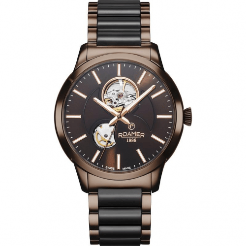 Roamer Men's Two Tone C-Line Automatic Watch