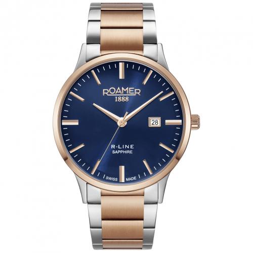 Roamer Men's Two Tone R-Line Classic Watch
