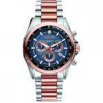 Roamer Men's Two Tone Rockshell Mark III Chrono Watch