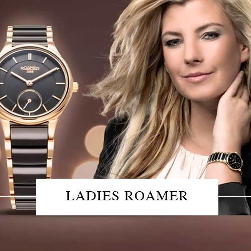 Ladies Roamer Watches