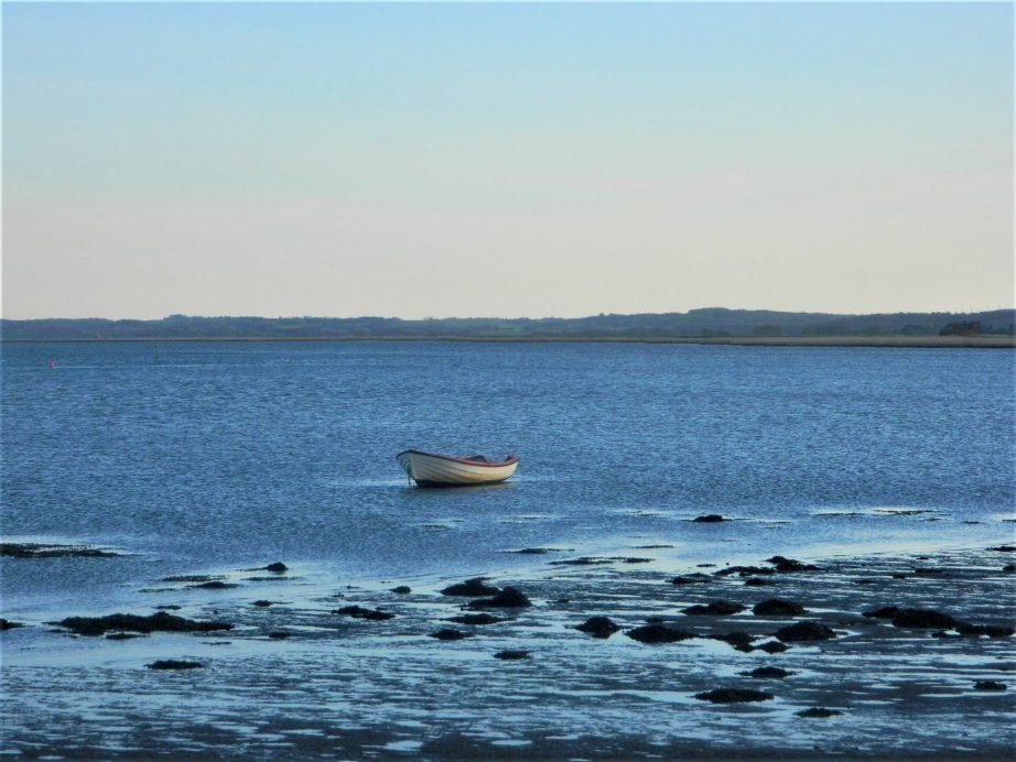 Randers Fjord er godt 28 km. lang og er på sin vis, en del af Gudenåen.