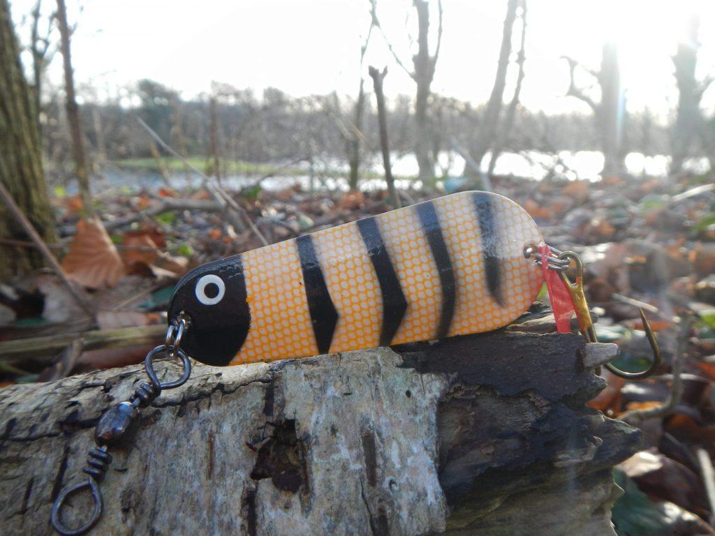 Blink til geddefiskeri