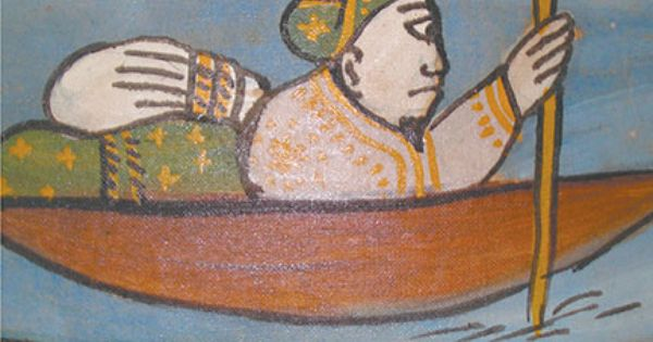 """""""Tamrin"""", the Merchant who reported to the Queen of Ethiopia"""