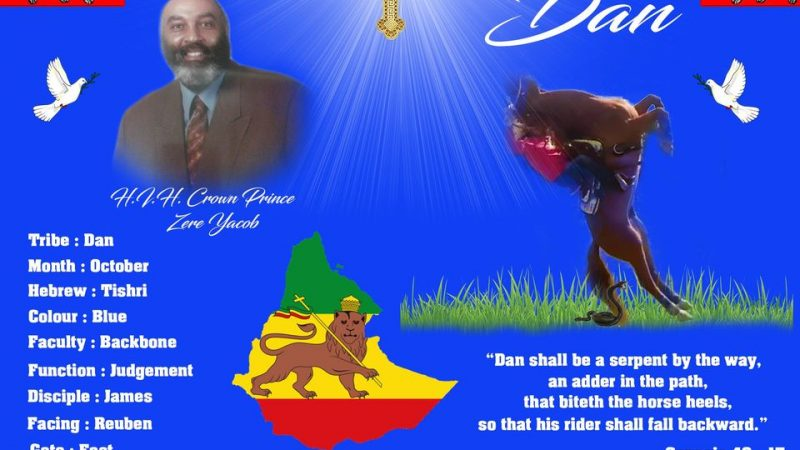 Rastafari Knowledge | Teastament of Dan The seventh son of Jacob Cont'd