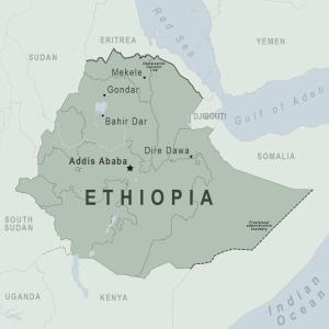 Ethiopia, Zion city of jah