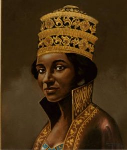 Queen Makeda made her son king of ethiopia