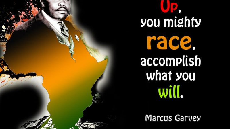 Africa for Africans Spoken words by Marcus Mosiah Garvey Jr