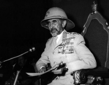 "Teachings of HIM: Haile Selassie I on ""Free communication needed"""