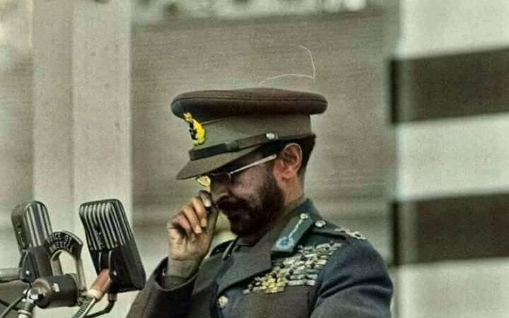 Haile Selassie I on increasing the standard of living through communication
