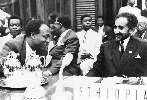 Haile Selassie I on the Economic Development in Ethiopia