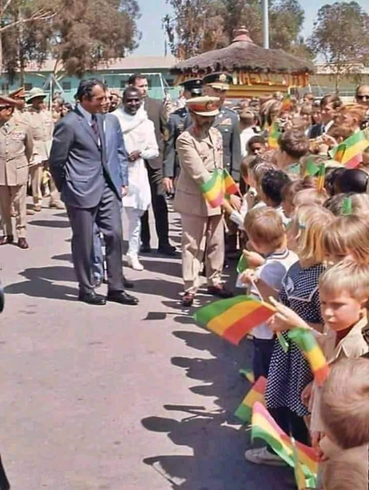The Teachings of HIM: RasTafari speech on Independence | Wise Mind