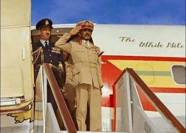 Groundation day: Haile Selassie I visit to Jamaica on the 21st of April 1966