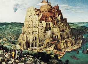 The Metaphysical meaning of the word Babylon