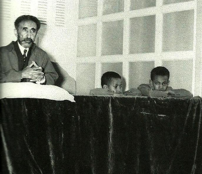 The King of Kings Emperor Haile Selassie I speaks on Work
