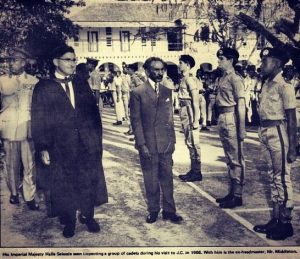 His Imperial Majesty Emperor Haile Selasie I Advice to Students