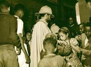 The King of Kings Emperor Haile Selassie I speaks on the Advice to Students