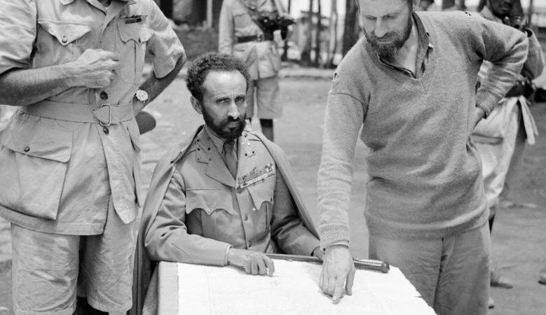 Haile Selassie I selected speech on the RECONCILIATION WITH ITALY