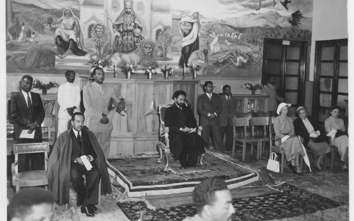 The King of Kings Emperor Haile Selassie I speaks on Religion