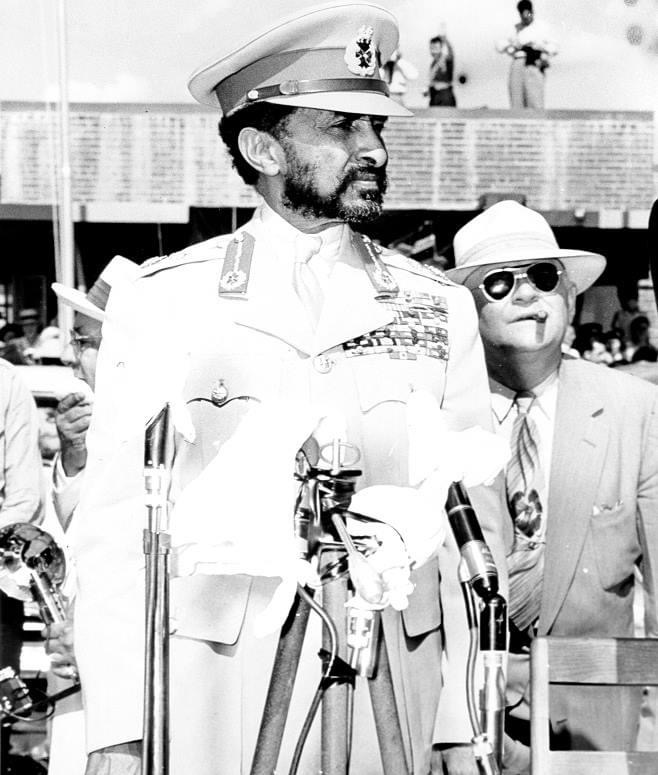 H.I.M Emperor Haile Selassie I: Rastafari, the birth of the redeemer