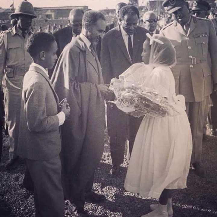 The King of Kings Emperor Haile Selassie I speaks on Our Past & Future