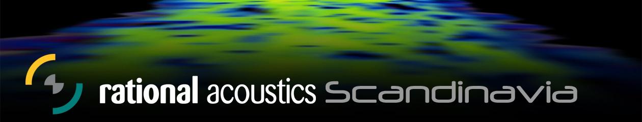 rational acoustics scandinavia