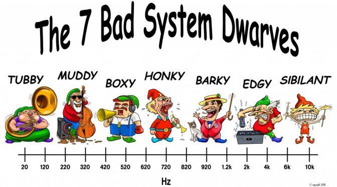 The Seven Sound System Dwarves
