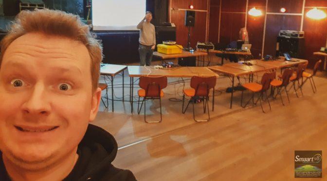 wrap up – 2019-03-11 Smaart 2 day practicum – Vega house of Music – Copenhagen