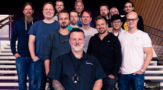 Smaart class at Kilden Concert house Kristiansand, August 2019