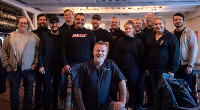 Report – Smaart class in Harnösand