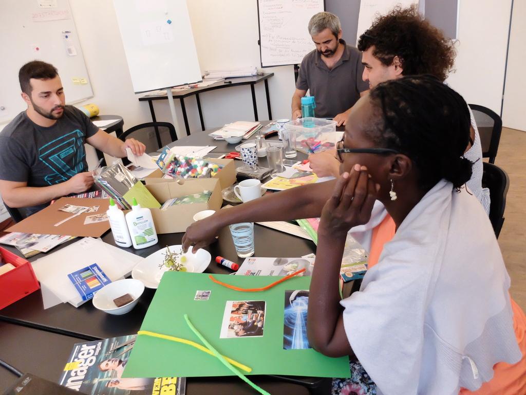 Ideen- und Entwicklungsworkshop