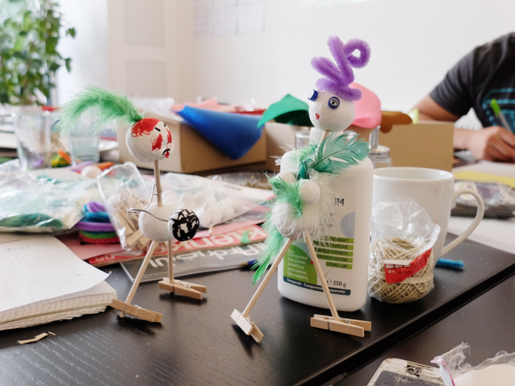 Modellbau und Prototyping