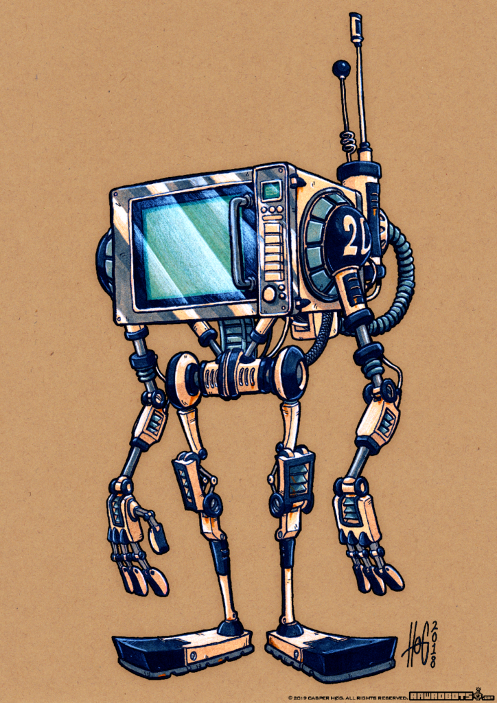 Nuke,nukeitall,Nuke It All,popcorn,microwave,microwaveoven,microwave oven,fastfood,fast food,Rawrobots,Raw robots,rawrobots.com,robot,droid,sci-fi,sci fi,toony,cartoon,retro,funny,remote control,game,android,bot,hog,