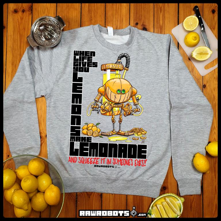 Lemon, lemonade, squeeze, squishy, Lemon squishy 22, tshirt, citron,